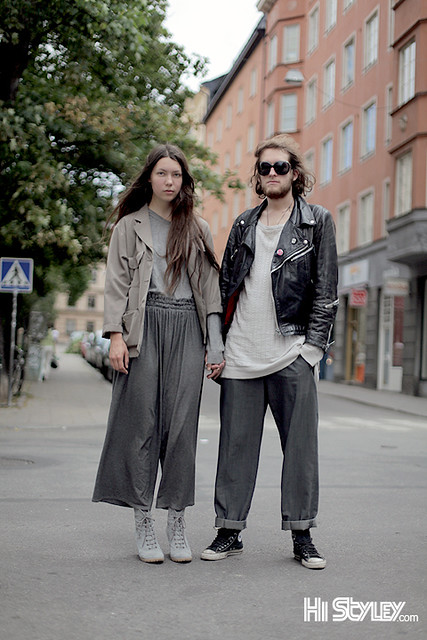 HiStyley l Stockholm Street Style #302