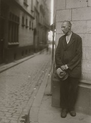 Unemployed Man, Cologne, by August Sander 1928