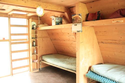 Jenn And Romy Peel Tree A Frame Cabin In Idaho