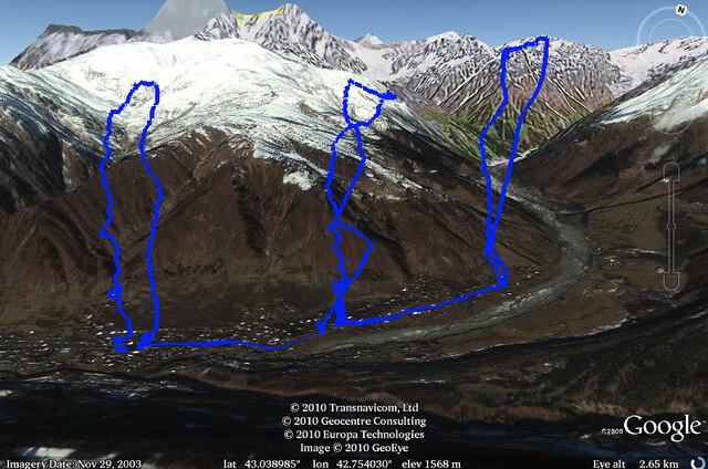 1400 Meter Balloon Flights In Mestia  Explore Jeferonix39s