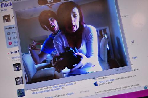 peligros de la webcam
