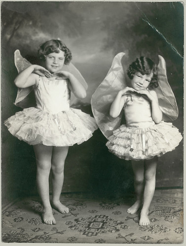 Two little faeries
