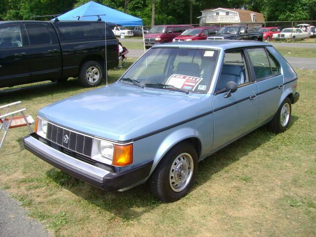 1984 Plymouth Horizon Flickr Photo Sharing