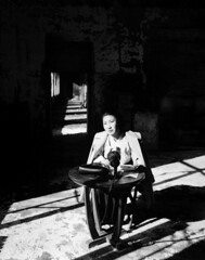 Mo Yun Sook, by Robert Dangel 1950
