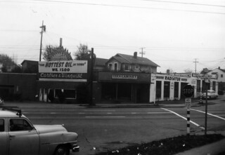 37th Ave. SW & Fauntleroy, 1957