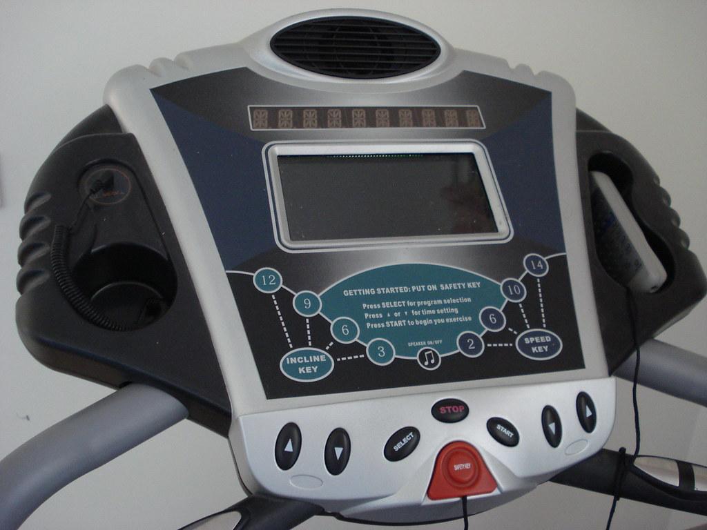 nordictrack summit 4500 treadmill manual