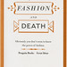 85: Dialogue Between Fashion and Death