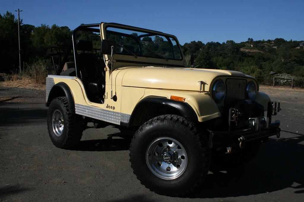 Jeep Cj5 Hardtop For Sale Craigslist - Top Jeep