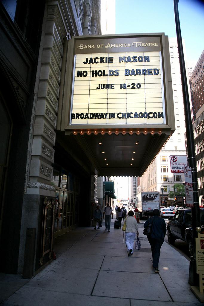 Restaurants Near Bank Of America Theatre Chicago Best