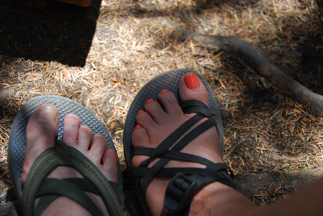 Chaco Sandal Test | Flickr - Photo Sharing!