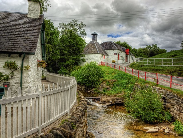 Edradour - Scotland's Smallest Distillery