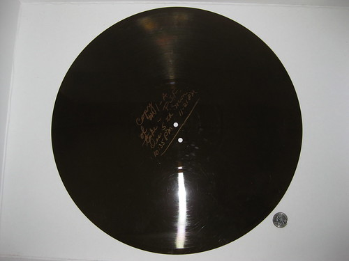 Memovox transcription disc by Betsian