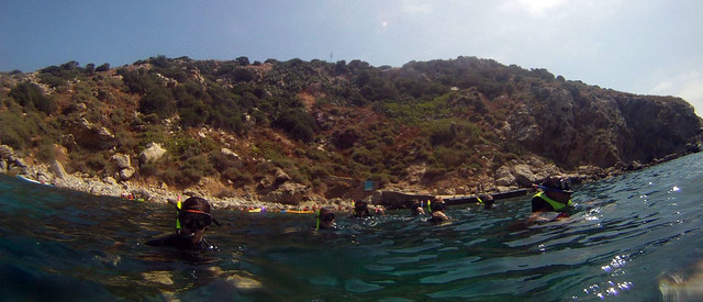 Snorkelling in Illes Medes
