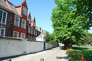 Klein begijnhof Gent