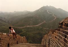 Great Wall of China, Juyongguan, 1999