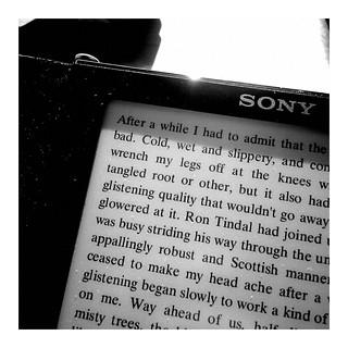 e-reader.