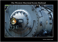 The Western Maryland Scenic Railroad