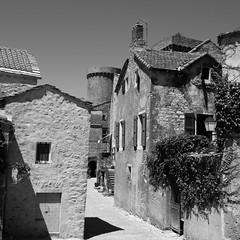 La Couvertoirade 2010,  Small Village South Of France