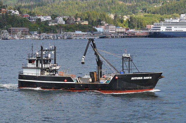 10 cast net alaskan crab boats for sale