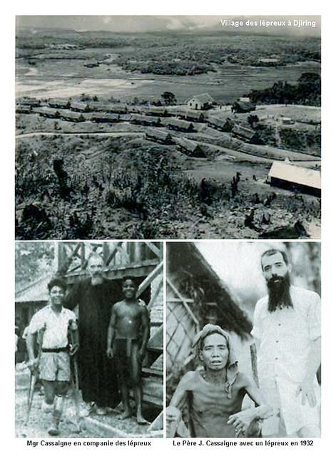 Village des lépreux à Djiring