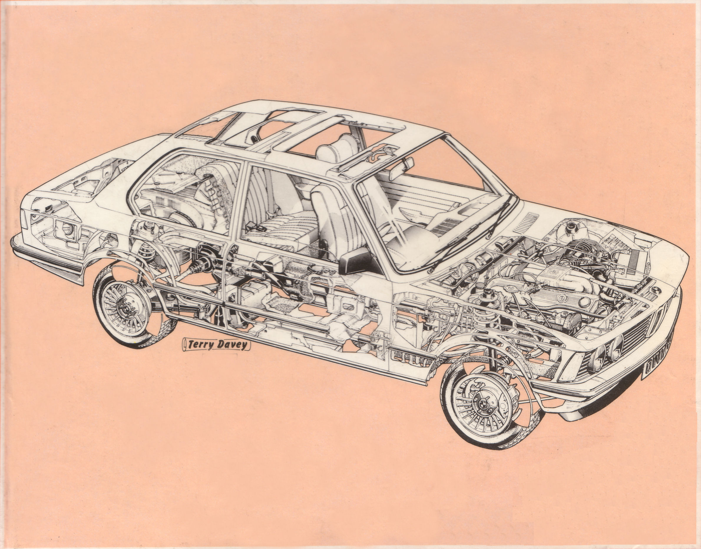 the amazo effect the cutaway diagram files bmw e21 the cutaway diagram files bmw e21