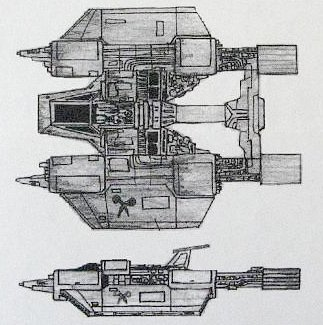 Triak Starfighter
