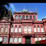 Red House, Parliament Seat. Trinidad & Tobago