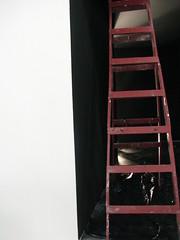 shelving(0.0), shelf(0.0), furniture(0.0), ladder(1.0),