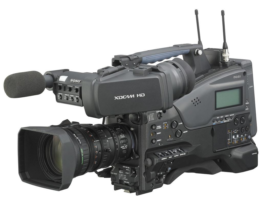 Sony PMW-320 XDCAM EX Camcorder