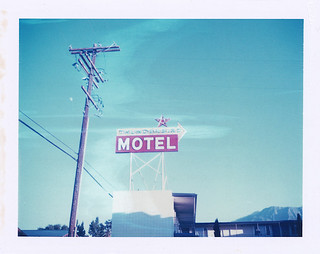 Thunderbird motel (and moon), Bishop