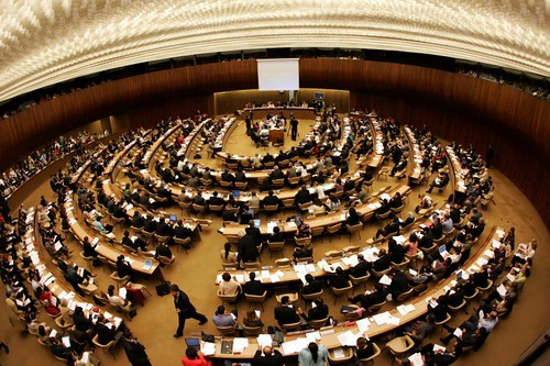 UN Human Rights Council (photo: United Nations Information Service/flickr)
