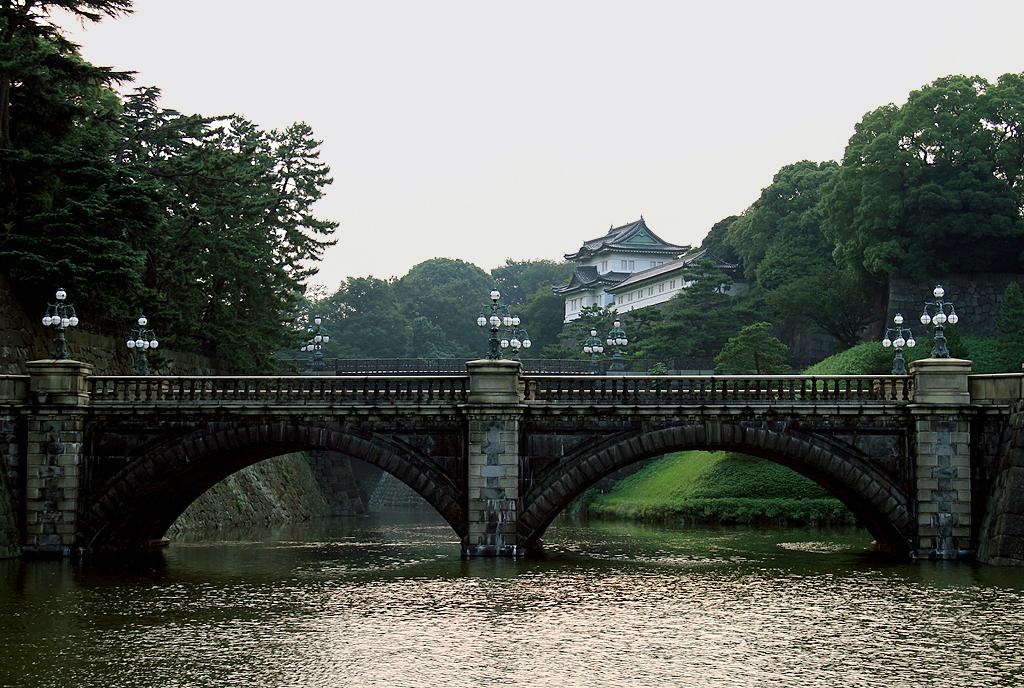 Nijubashi Bridge | Imperial Palace | Tokyo | Japan