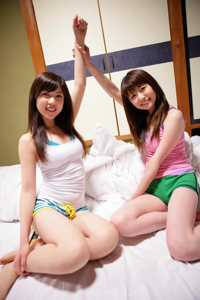Japanese Slumber Party
