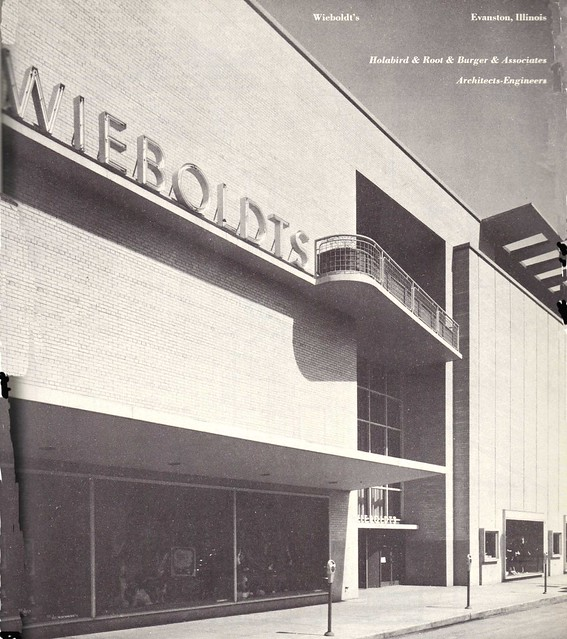 Wieboldts department store flickr photo sharing for Two story farmhouse oak park