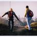 Manuel y Joaquín luego de una larga travesía llegan a donde querían llegar by Juan Pedro Salvo Seade