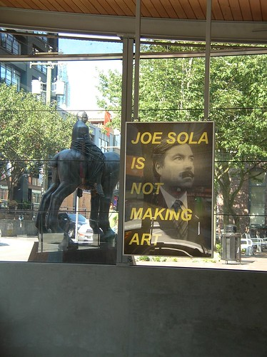 Joe Sola is Not Making Art