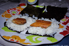 sushi at home on the cheap!