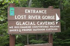 20100806 - Lost River Gorge, Glacial Caverns