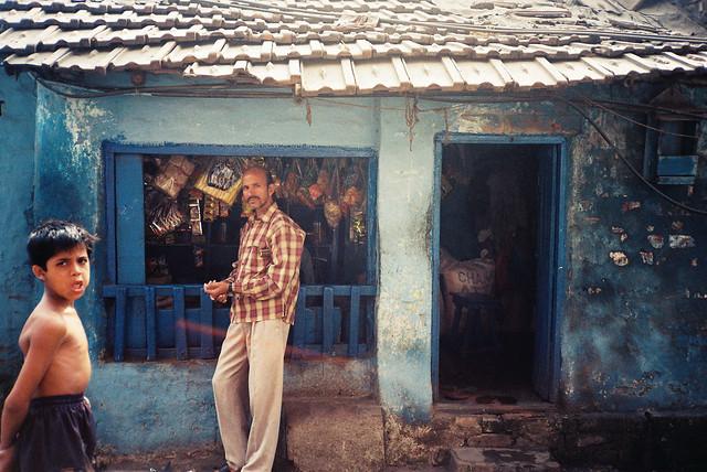 Kolkata : Tangra (Chinatown)