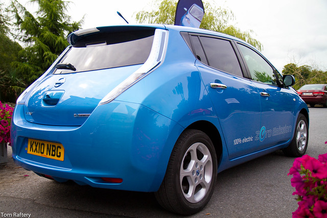1000+ Images About Nissan Leaf