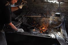 forge, iron, metalworking, blacksmith,