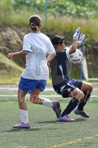 DSC_0132 3º Partido de pretemporada Puebla FC Femenil vs Tec de Monterrey *Campus Puebla* por LAE Manuel Vela