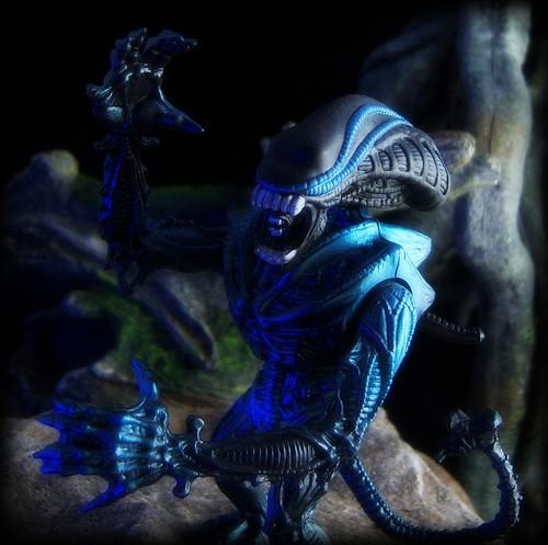 Kenner Aliens - Gorilla Alien