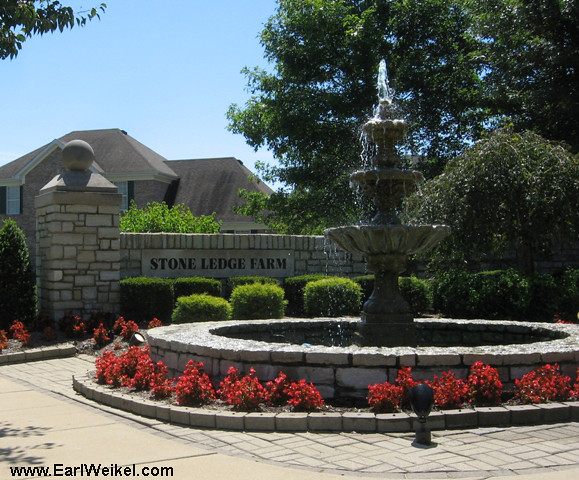 Stone ledge farm louisville ky homes for sale 40291 off for Landscaping rock louisville ky
