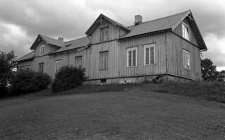 Rønningen Vestre - Fasade mot Nord (1982)