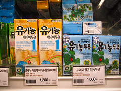 Lotte Dept Store Vegan Products