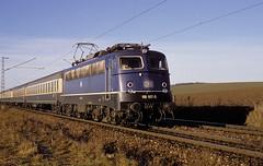 * DB  110 002  bis  110 150