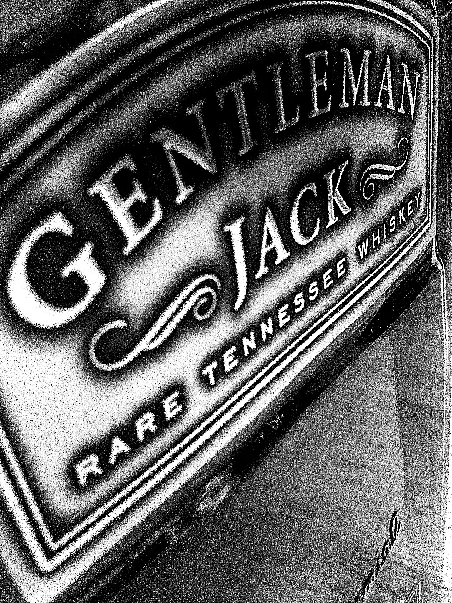 Gentleman Jack - Twice Mellowed Rare Tennessee Whiskey