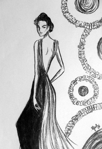 Fashion Illustration 07