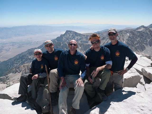 High Sierra Trail / Mt. Whitney 2010